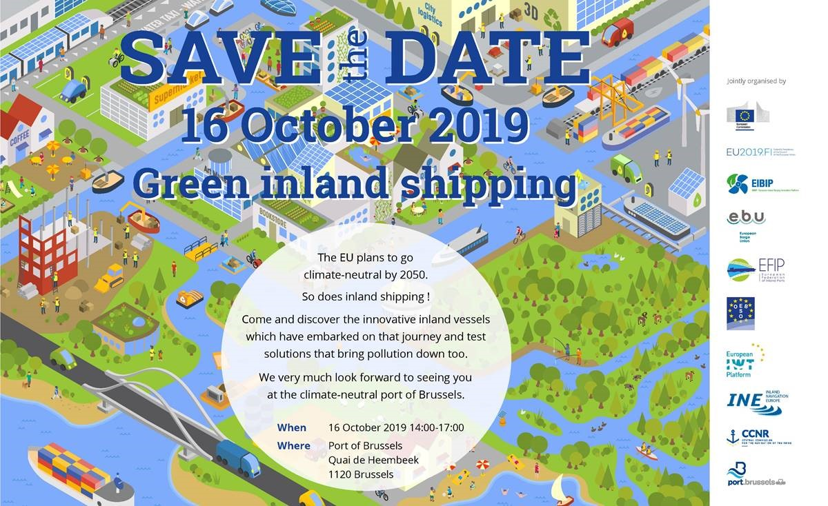 Green Inland Shipping